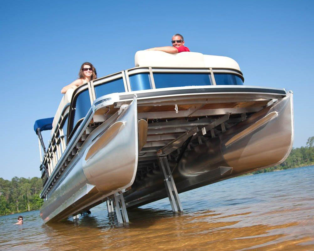 Become a Sea-Legs Pontoon Lift System Dealer