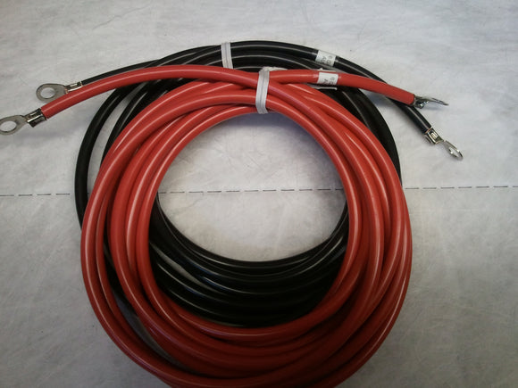 SEA-107 Battery Cables 15'