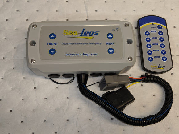 SEA-310 IA Triple Remote System w/ App Software