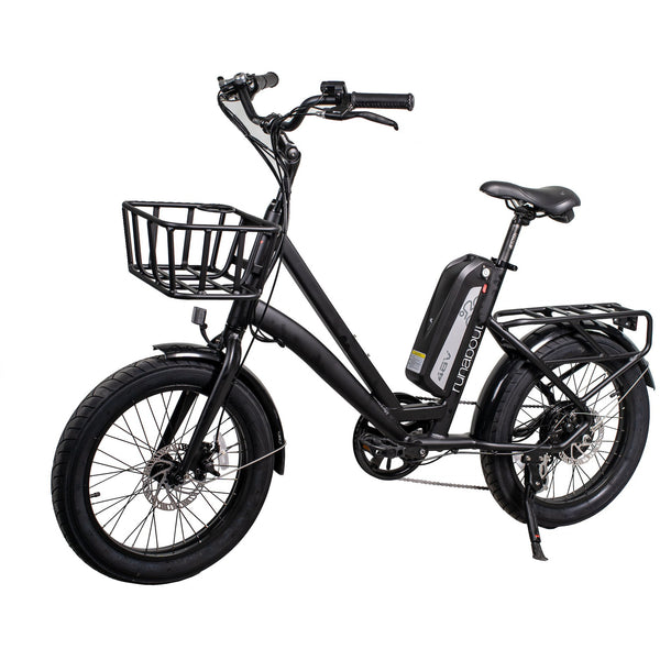 Civi Runaround 48 Volts 500 Watts 14.5 Amp Hours 20 Inch Tires Step Through Electric Bike