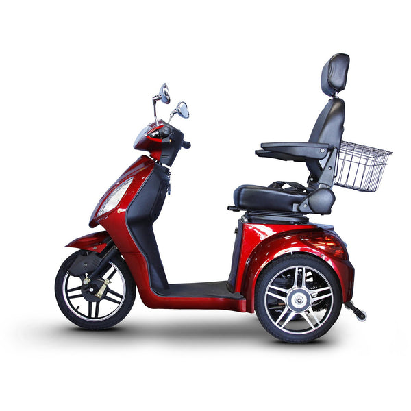 E-Wheels EW36 48 Volts 500 Watts 20 Amp Hours Electric Mobility Scooter