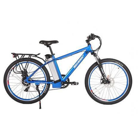X-Treme Trail Maker Elite Max 36 Volts 350 Watts 10 Amp Hours 26 Inch Tires Electric Mountain Bike