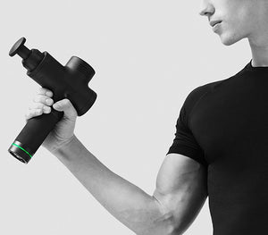 Deluxe V6 Massage Gun-Mybodybuildingphysique