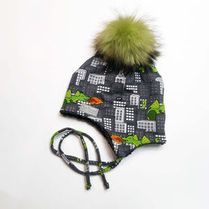 Tuque doublée Dragons !
