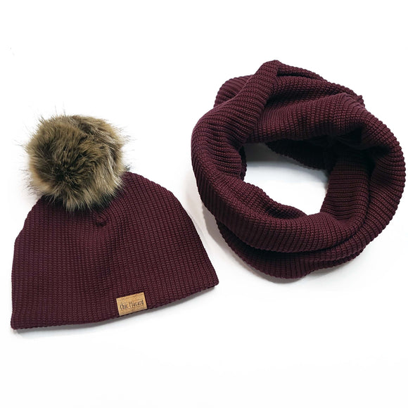 Kit Tuque & son foulard taille 6