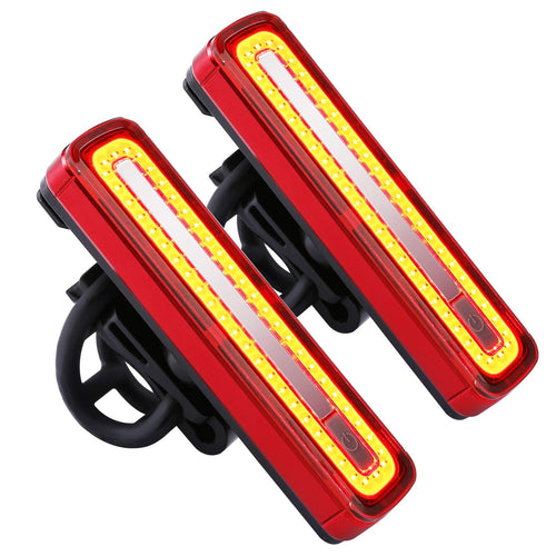 Volcano Eye Rear Bike Tail Light 2 pack