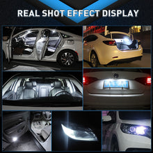 Load image into Gallery viewer, Super Bright 2x T10 LED Car 12V White