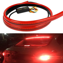 Load image into Gallery viewer, 12V Car Led Brake Light 41 Inches Tail Warning Light Strip