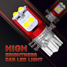 Load image into Gallery viewer, 2x T10 LED 5W Car Interior 12V Super Bright 6000K