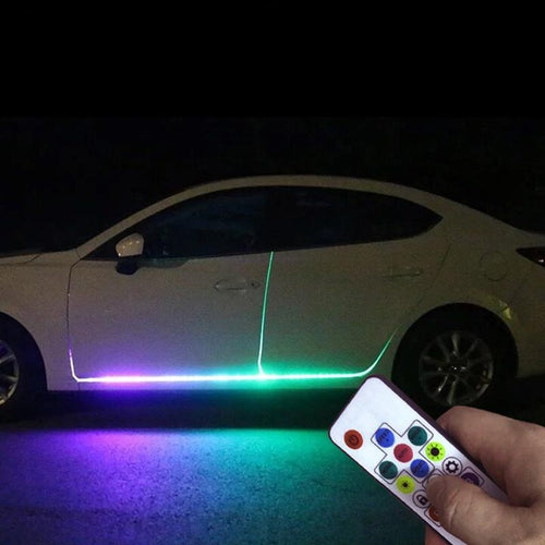 12V LED Universal Flexible Strip Waterproof remote control