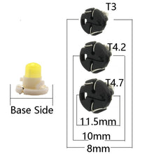 Load image into Gallery viewer, 10X T3 COB SMD Cluster Light LED Bulbs