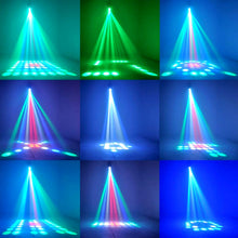 Load image into Gallery viewer, Sound Light Led Laser Lamp Disco Projector