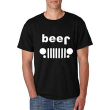 Load image into Gallery viewer, New Beer Jeep Parody T-shirt