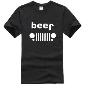 New Beer Jeep Parody T-shirt
