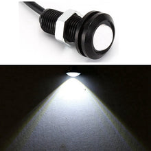 Load image into Gallery viewer, 1 Piece 18mm Waterproof Eagle Eye LED DRL Car styling Light