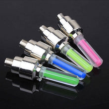 Load image into Gallery viewer, 2pcs Neon Lights Color Wheel Valve Cap Light