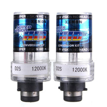 Load image into Gallery viewer, 2X 35W D2S/D2C HID Replacement Headlight Bulb 4300K 5000K 6000K 8000K 10000K 12000K