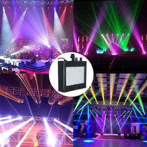 Super-Bright RGB Strobe Light 25W  LED  Effect light Auto Sound Activated DJ Disco Party