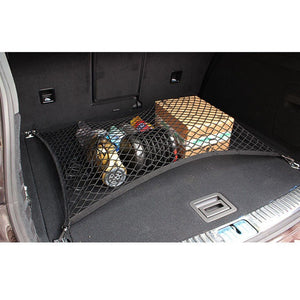 Trunk Net Bag with Hooks Back Seat Organizer for JEEP Wrangler