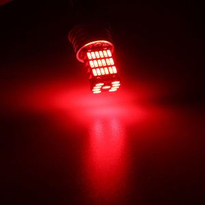 2pcs T10 T15 LED Bulbs For Backup Parking Light Red White Amber