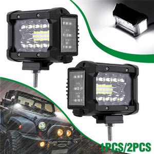 3.5 Inch 108W  LED Work Lights off-road