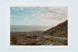 Outskirts of Palm Springs