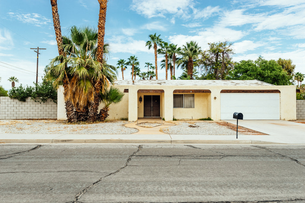 Palm Springs Fixxer Upper