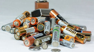 What Are The Different Types of Battery? Batteries Explained.