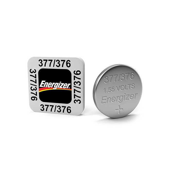 Energizer 376/377 Watch Battery