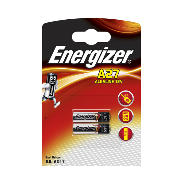 Energizer A27 / E27A Batteries