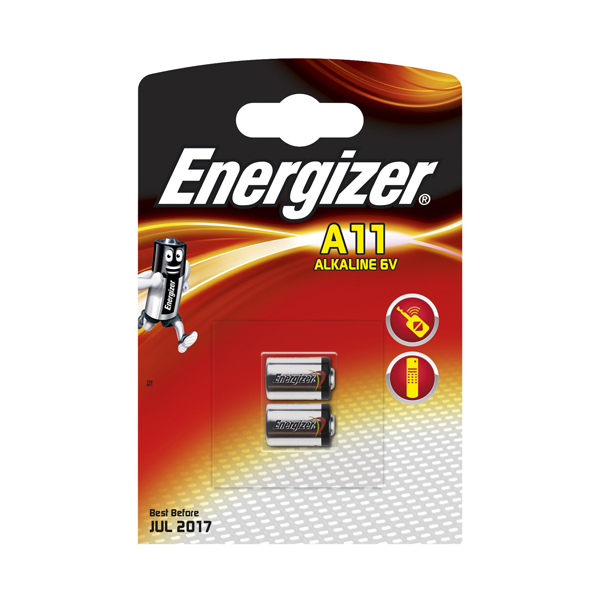 Energizer A11 / E11A Batteries