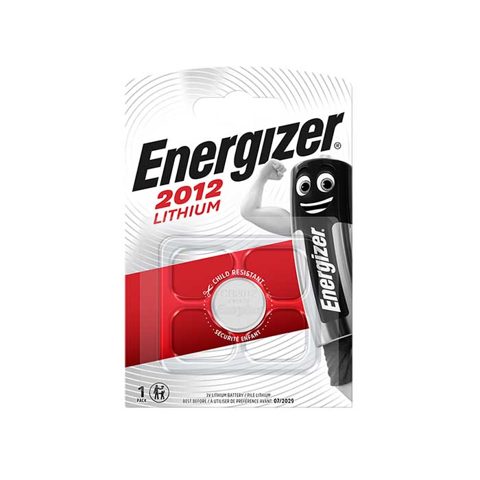 Energizer CR2012 Coin Cell Battery
