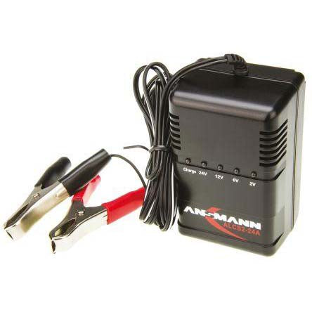 Ansmann ALCS 2-24A SLA Battery Charger