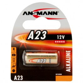 Ansmann A23 Alkaline Battery