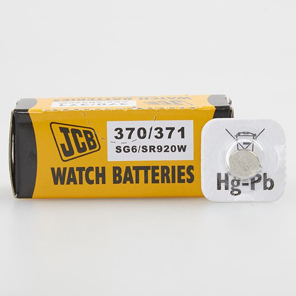 JCB 370/371 Watch Batteries 10PK