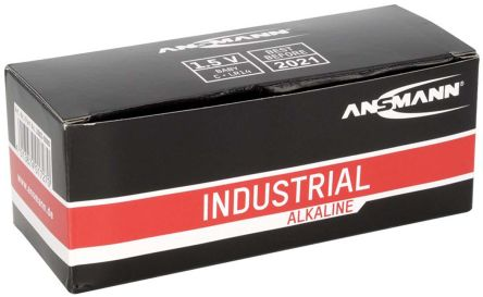 Ansmann Industrial C/LR14 Batteries 10PK