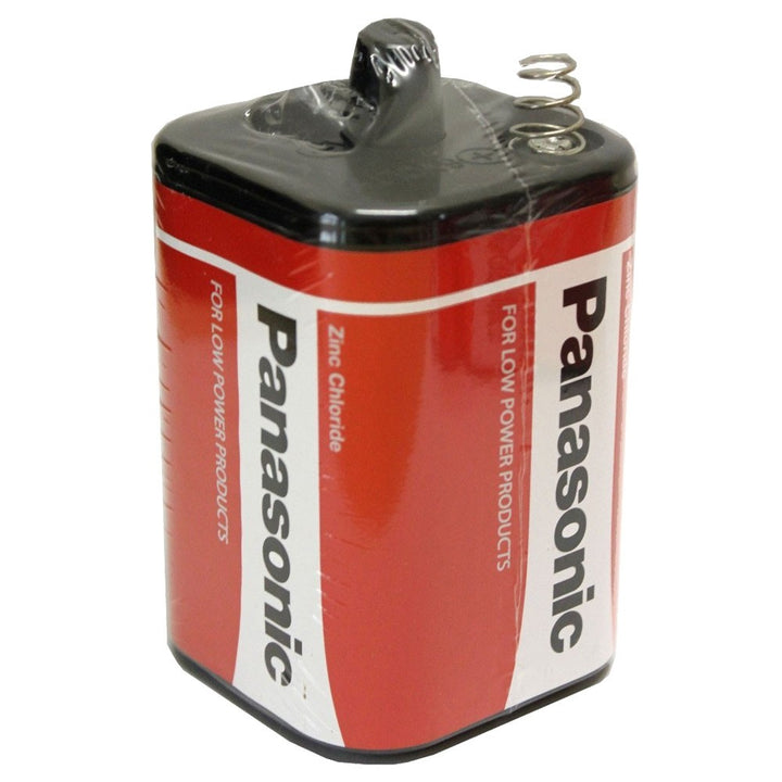 Panasonic PJ996 / 4R25 6V Battery