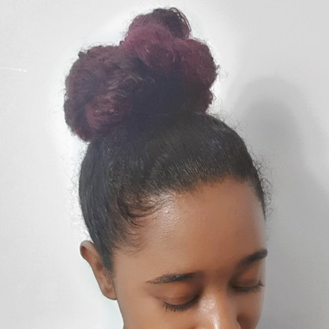 5 Easy Curly Hair Updos O So Curly