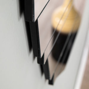 Sliwas Contemporary Hanging Wall Mirror