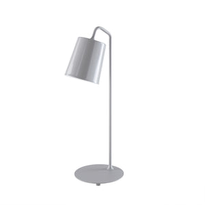 Piper Gray Desk Lamp