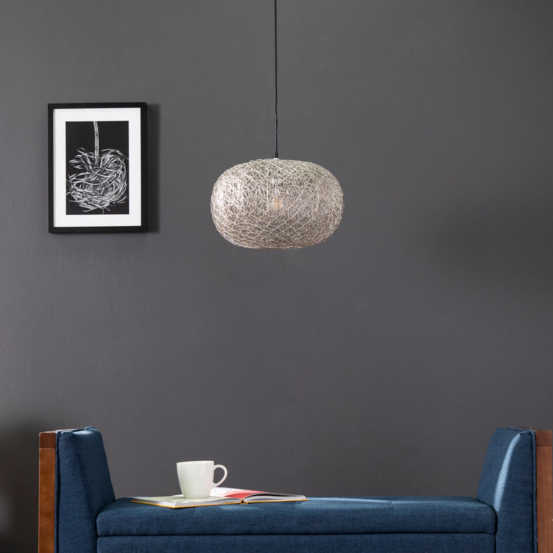 Rubikon Bohemian Hanging Pendant Light