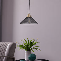 Bachman Black Downlight Mini Pendant Lamp