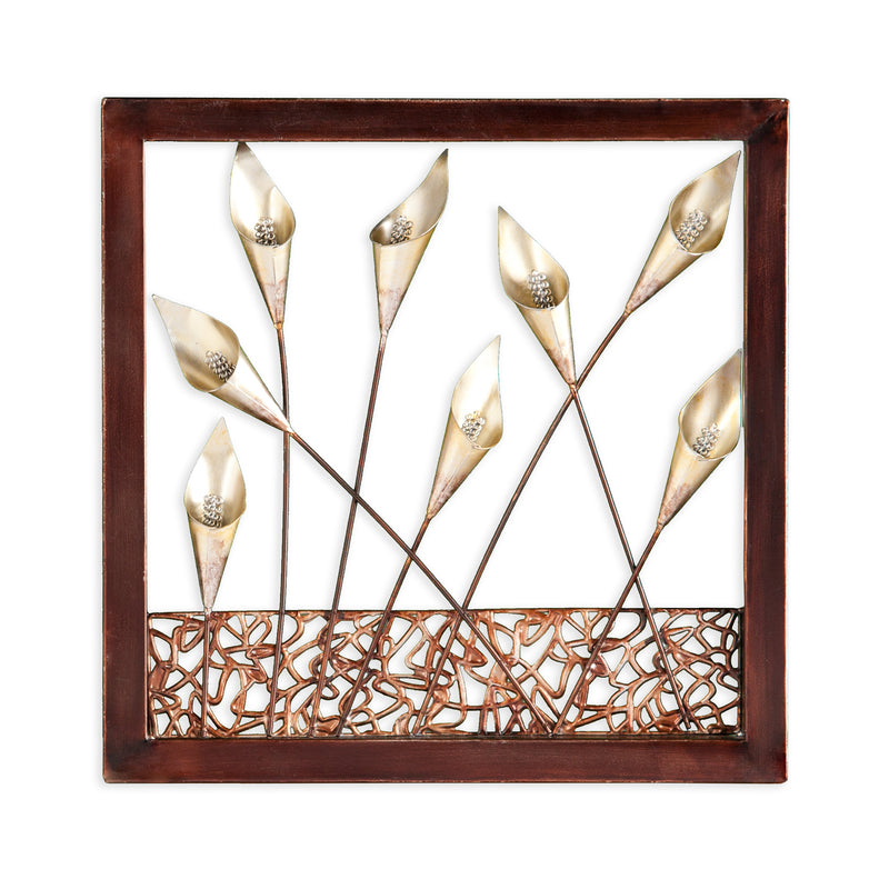 Ariane Floral Wall Decor