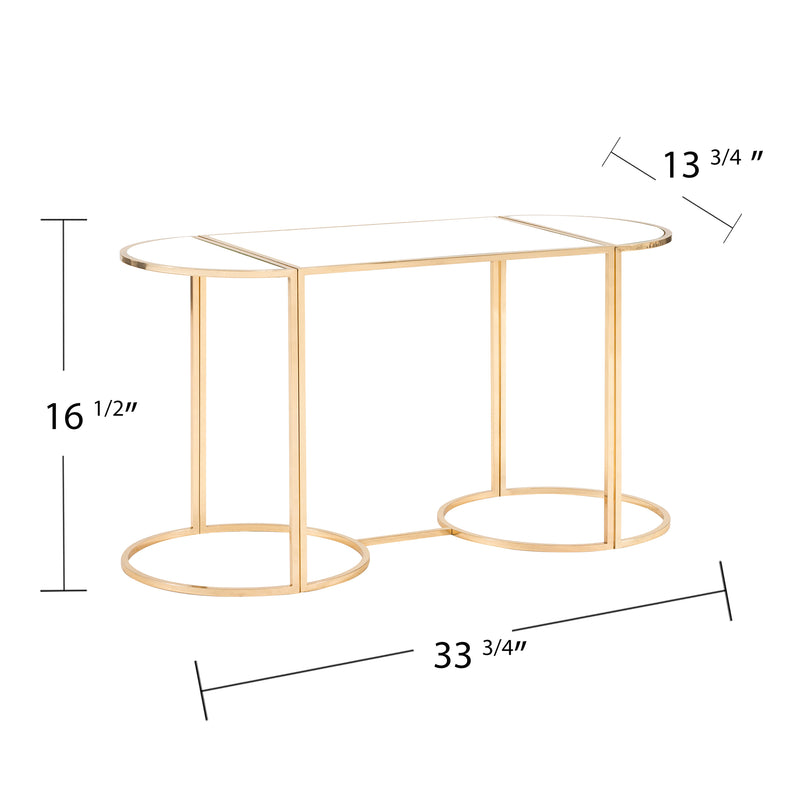 Aviano 3pc Cocktail Table Set