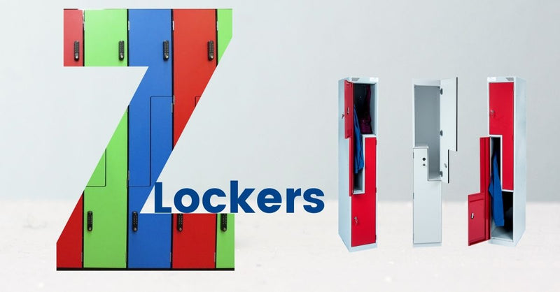 Z Lockers  - Madaboutlockers