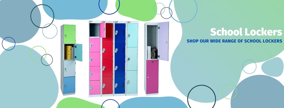 Madaboutlockers school lockers range provide many different locker options for primary and secondary schools also universities and colleges.