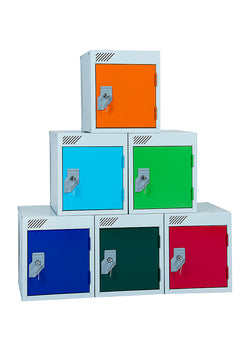 compact, versatile, you click the link and you see why our cube lockers are so good