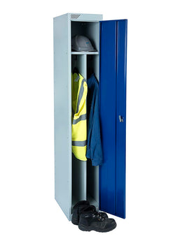 Our industrial lockers are hard and robust, making your workplace more efficient
