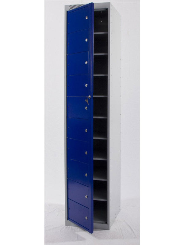10 Compartment Garment Dispenser