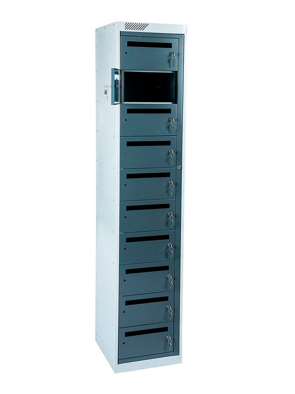 10 Door Postal Lockers